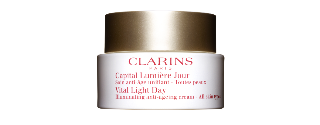 Clarins Vital Light / Capital Lumière Day
