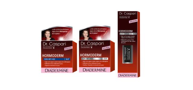 Diadermine Dr Caspari Hormoderm range