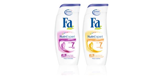 Fa Nutri Expert Body Moisturizers