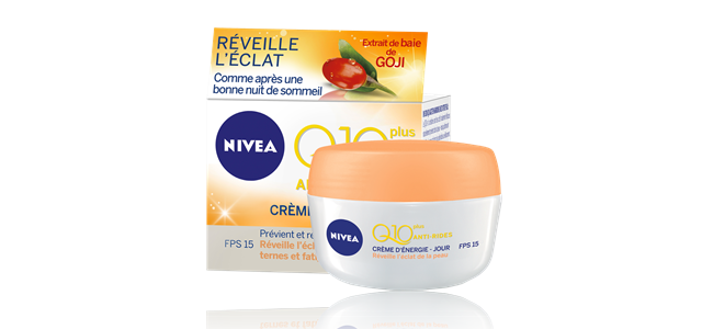 Nivea Q10 Plus Energy Care SPF 15