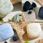 Nivea Naturally Clean Solid Cleansers